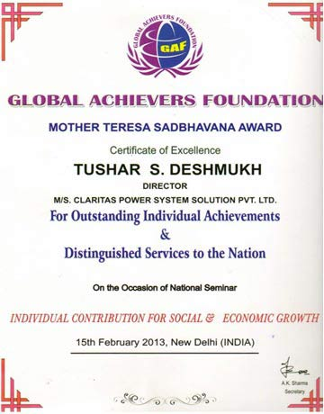 Global Achievers Foundation