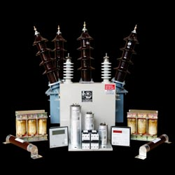 Design of Optimal Reactive Power Compensation Scheme